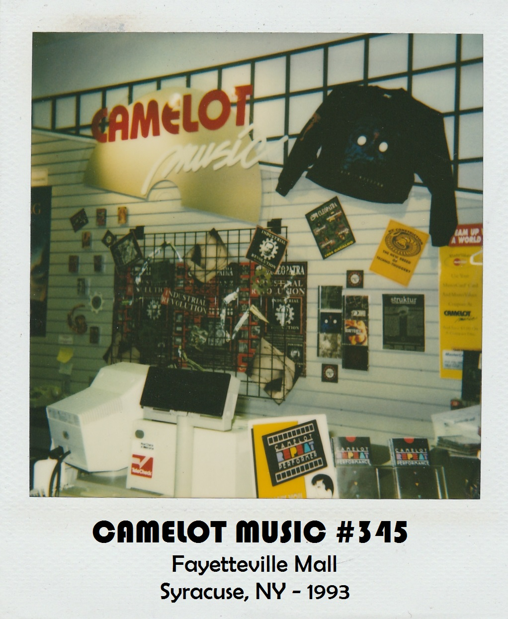Camelot Music 001